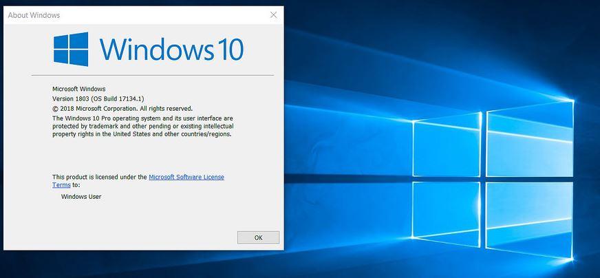Windows 10 nagy tavaszi frissítése