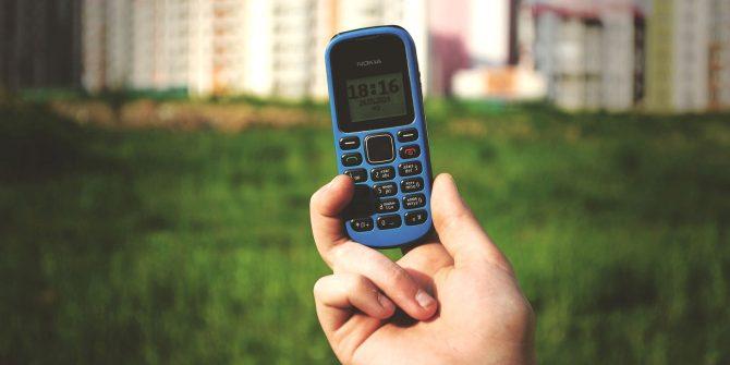 Ha csak telefonálni akarsz, talán elég egy ilyen is!