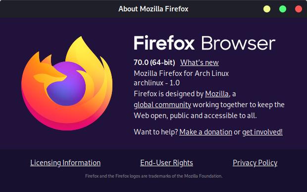 Frissítsd a Firefoxot!
