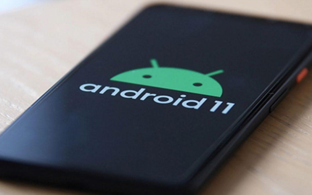 Késik az Android 11
