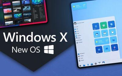 Hagyományos számítógépre érkezik először a Windows 10X