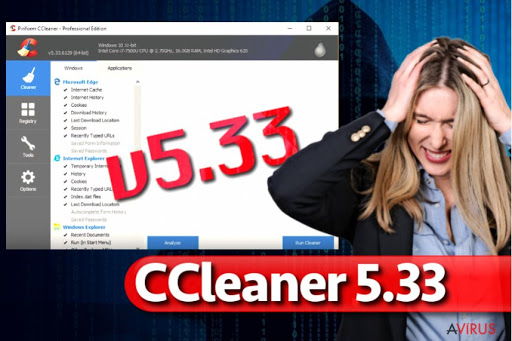 A Windows blokkolja a CCleanert!